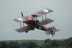 Historisch vliegtuig royalty-vrije stock foto