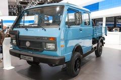 Historisch Volkswagen LT 45 Vrachtwagen Royalty-vrije Stock Afbeeldingen