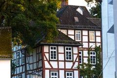 Historisch wetzlar Duitsland Stock Foto's