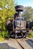 Historische österreichische Dampfmaschine 55 lizenzfreie stockfotografie