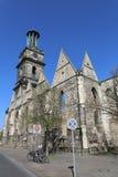 Historische Aegidienkirche-Kirche Lizenzfreie Stockfotografie