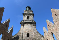 Historische Aegidienkirche-Kirche Lizenzfreie Stockfotos