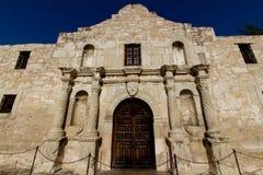 Historische Alamo, Mei 2011. Stock Afbeelding