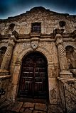 Historische Alamo in San Antonio Texas Stock Foto