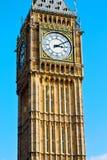 historische alte gealterte Stadt des Baus England Lizenzfreies Stockfoto