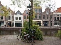 Historische alte Stadt von Alkmaar, Nordholland, die Niederlande, Lizenzfreies Stockfoto