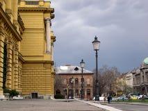 Historische architectuur Stock Afbeeldingen