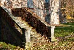 Historische architectuur stock foto's