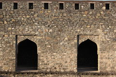 Historische architectuur, darya khan graf Stock Foto