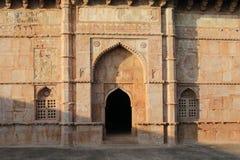 Historische architectuur, darya khans graf Royalty-vrije Stock Afbeeldingen