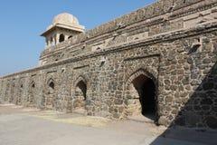 Historische architectuur, het paviljoen van ranienroopmati Royalty-vrije Stock Foto