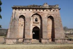 Historische architectuur, mahal hindola Royalty-vrije Stock Fotografie