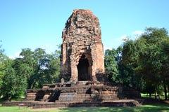 Historische Architectuur in Thailand Stock Foto's