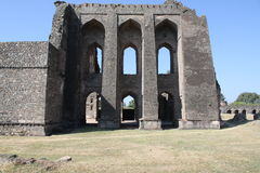 Historische Architektur, gada Schahshop Stockfoto
