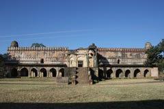 Historische Architektur, malik mughith Moschee lizenzfreies stockbild
