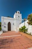 Historische Architektur in Maro nahe Nerja, Spanien stockfotos