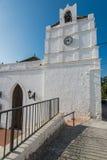 Historische Architektur in Maro nahe Nerja, Spanien stockfoto