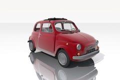 Historische Auto Royalty-vrije Stock Afbeeldingen