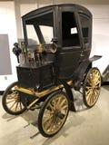 Historische auto Stock Afbeelding
