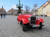 Historische auto's Stock Afbeeldingen
