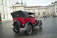 Historische auto's Royalty-vrije Stock Foto's