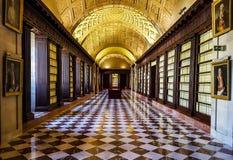Historische Bibliotheek van Spanje, Sevilla stock foto
