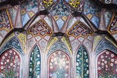 Historische Binnenland en het kunstwerk Royalty-vrije Stock Fotografie