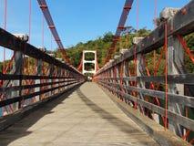Historische Brücke Lizenzfreies Stockfoto