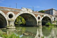 Historische Brücke stockfoto