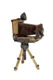Historische camera Stock Afbeeldingen