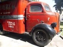 Historische Cubaanse vrachtwagen Stock Afbeelding