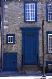 Historische deur royalty-vrije stock afbeelding
