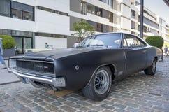Historische Dodge-Lader Royalty-vrije Stock Afbeeldingen