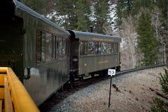 Historische Eisenbahn Lizenzfreies Stockbild