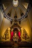 Historische en culturele stad van berichten van Spanje Royalty-vrije Stock Fotografie