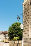 Historische Fabrik von Anise De Flavigny Lizenzfreie Stockbilder