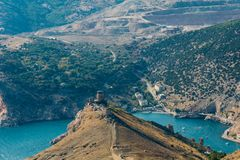 Historische Festung Lizenzfreies Stockfoto