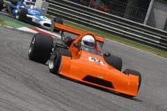 Historische Formule 2 Stock Foto's