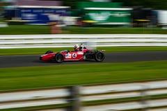 Historische Formule Ford royalty-vrije stock afbeeldingen