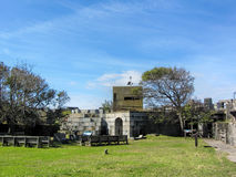 Historische Fort-Wolle Virginia Stockfotos