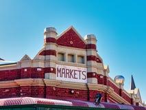 Historische Fremantle-Markten die, Westelijk Australië bouwen royalty-vrije stock foto