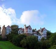 Historische Gebäude Edinburghs Lizenzfreies Stockfoto