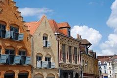 Historische Gebäude in Lille Stockbilder