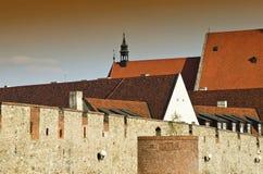 Historische gebouwen Stock Foto