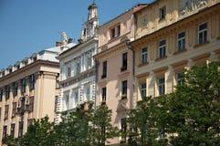 historische gebouwen Royalty-vrije Stock Fotografie