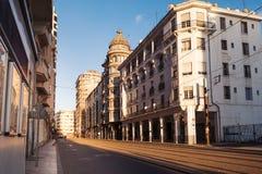 Historische gebouwen Royalty-vrije Stock Afbeelding
