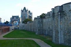 Historische gebouwen in Londen stock foto's