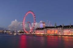 Historische gebouwen in Londen royalty-vrije stock foto
