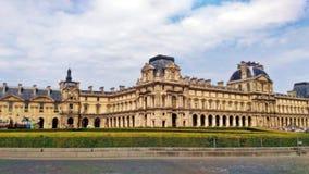 Historische Gebouwen in Parijs stock foto