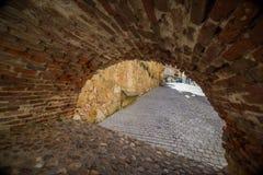 Historische gebouwen van Salamanca Royalty-vrije Stock Fotografie